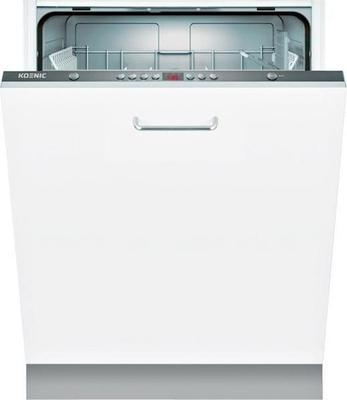 Koenic KDW 64019F-B Dishwasher