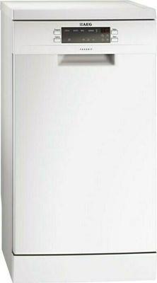 AEG F55412W0 Dishwasher