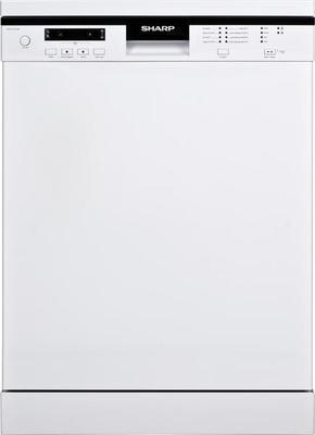 Sharp QW-T21F472W Dishwasher