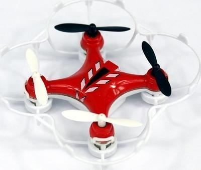 Hábrók Nano QuadCopter Drone