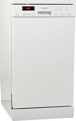 Sharp QW-S22F472W Dishwasher