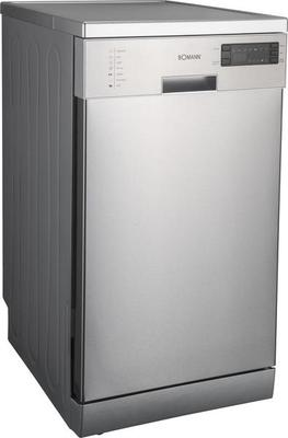 Bomann GSP 857 IX Dishwasher