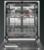 AEG FFB62700PW Dishwasher