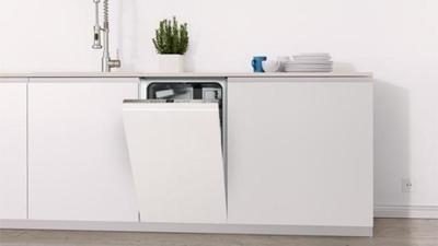 Constructa CP4A54V8 Dishwasher