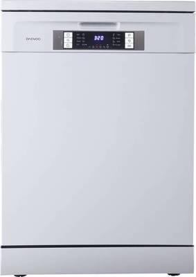 Daewoo DDW-MQ1211W Dishwasher