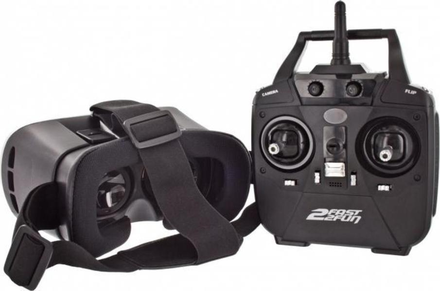 2Fast2Fun Focus Reality FPV Drone