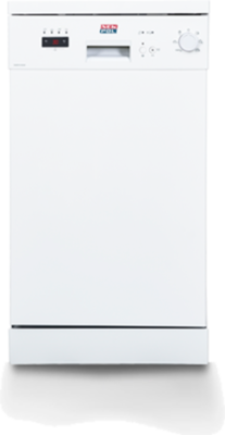 New Pol NW6PX15D45 Dishwasher