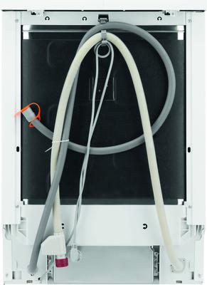 Zanussi ZDI13010XA Dishwasher