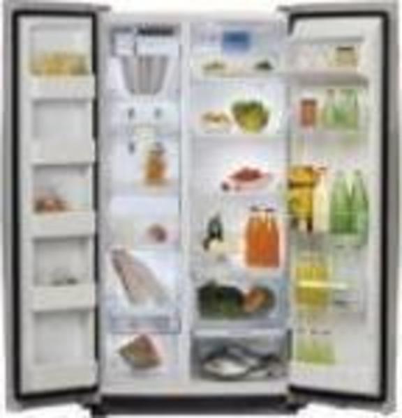 Whirlpool WSC 5513 A+S Refrigerator