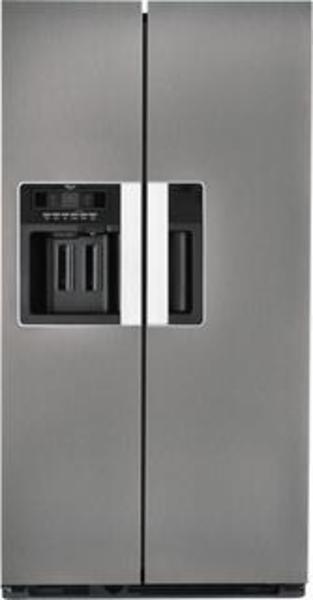 Whirlpool WSF 5574 A+ IX Refrigerator