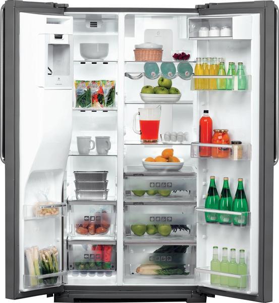 Whirlpool WSX 51722 MS Refrigerator