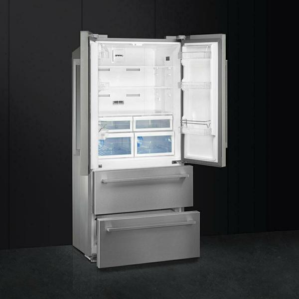 Smeg FQ55FX1 Refrigerator