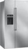 Smeg SBS63XED Refrigerator