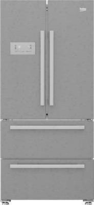 Beko GNE6039XP Kühlschrank