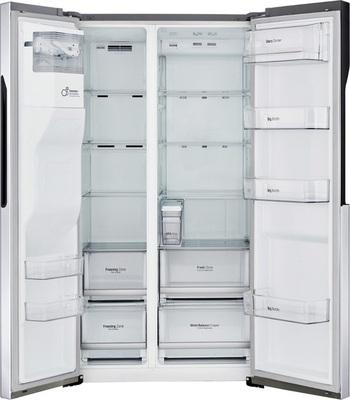 LG GSL561PZUZ Kühlschrank