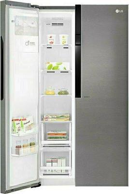 LG GSL361ICEV Refrigerator