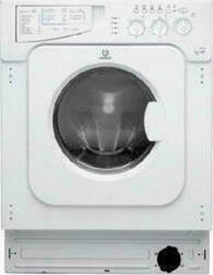 Indesit IWDE 126 Waschtrockner