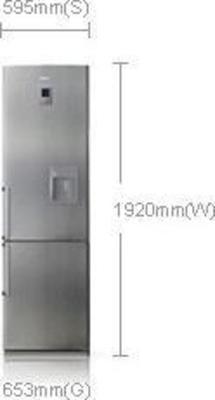 Samsung RL41WCIS1/XEO Kühlschrank