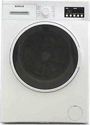 Servis WD7201W Waschtrockner