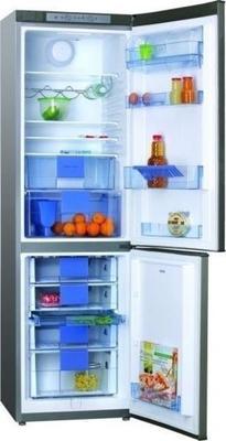 Hansa Haushaltsgeräte FK 350 MSX Kühlschrank