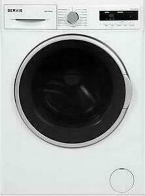 Servis WD7512F4W Waschtrockner