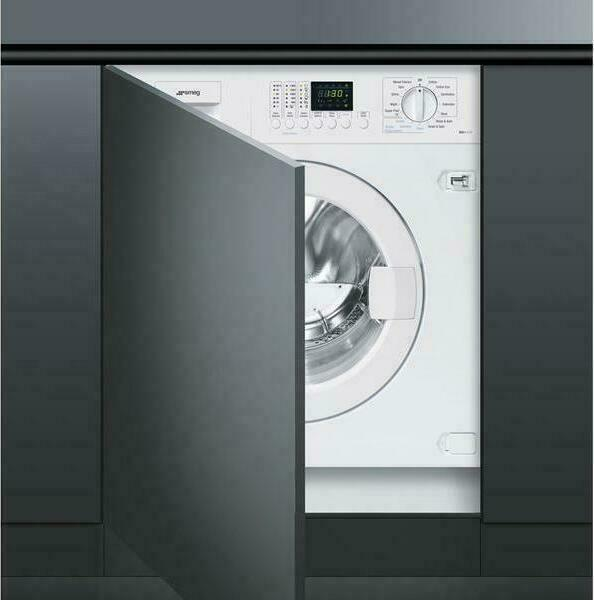 Smeg WDI147S Washer Dryer