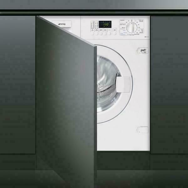 Smeg WDI12C6-1 Washer Dryer