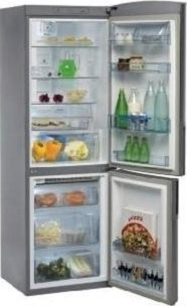 Whirlpool WBC 3546 A NFCX Refrigerator
