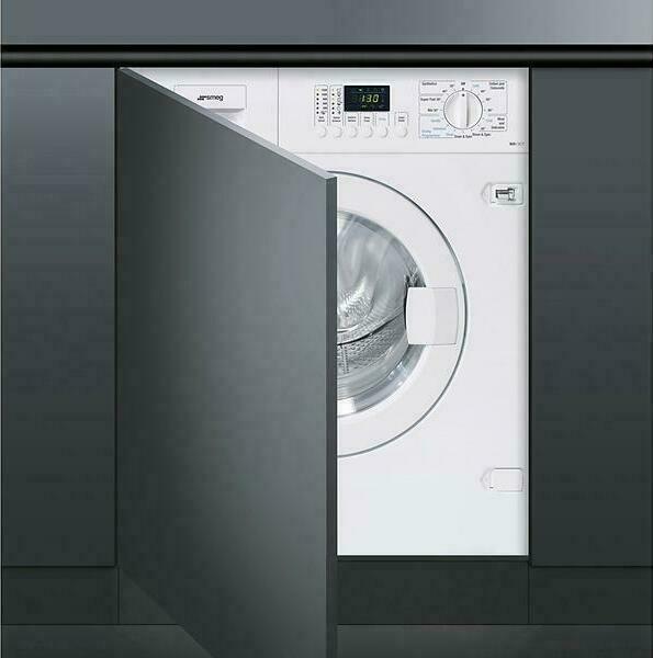 Smeg WDI12C7 Washer Dryer