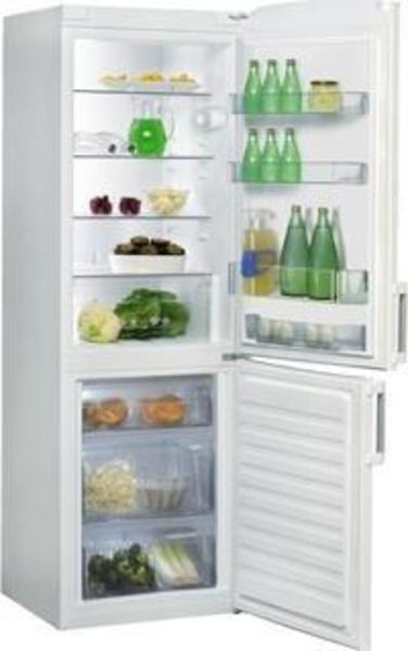 Whirlpool WBE 3412 W Refrigerator