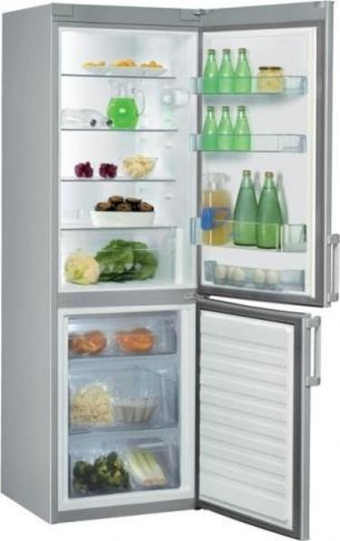 Whirlpool WBE 3414 TS Refrigerator