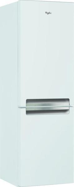 Whirlpool WBV 34272 DFC W Refrigerator