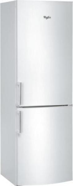 Whirlpool WBE 3414 W Refrigerator