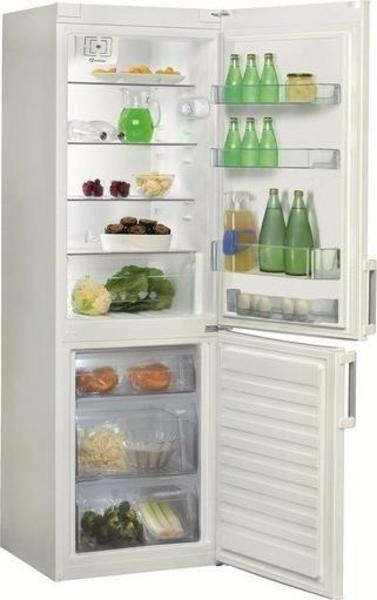 Whirlpool WBE 3415 W Refrigerator