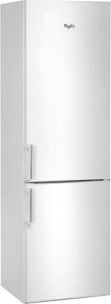 Whirlpool WBE 3625 NF W Refrigerator