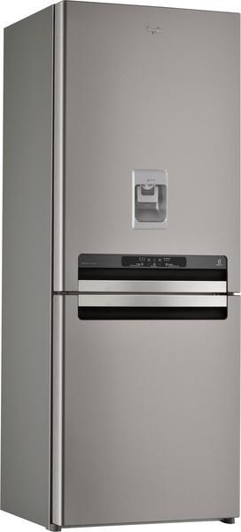 Whirlpool WBA 4398 NFC IX Aqua Refrigerator
