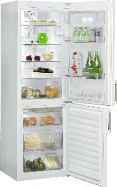 Whirlpool WBE 33772 NFC W Refrigerator