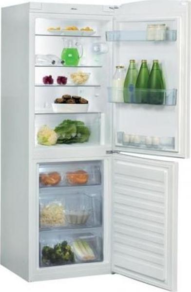 Whirlpool WBE 31112 W Refrigerator