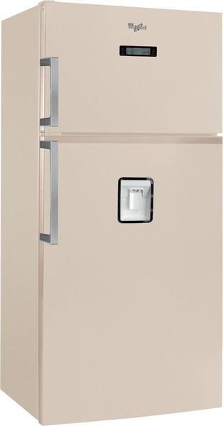 Whirlpool WTH 5244 NFM Aqua Refrigerator