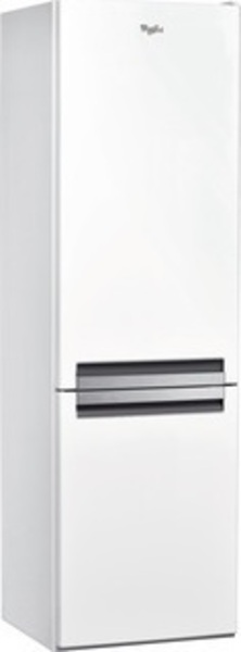 Whirlpool BSFV 8122 W Refrigerator