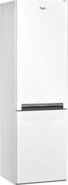 Whirlpool BSNF 8101 W Refrigerator