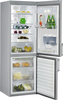 Whirlpool WBE 3377 NFC TS Aqua Refrigerator