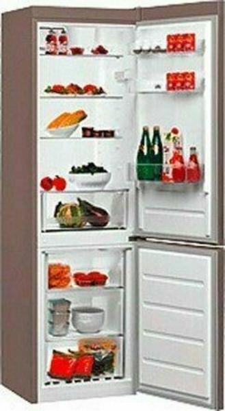 Whirlpool WKGE 1852 IX Refrigerator
