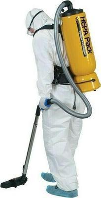 Dustless 2.5 Gal HEPA Back Pack Vacuum 15505 Cleaner