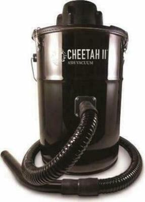 Dustless CHEETAH II Ash Vacuum Black MU305-B