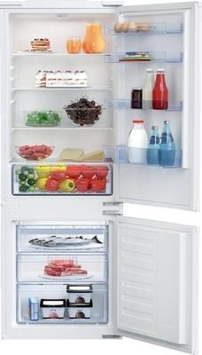 Beko BCSA285K2S Kühlschrank