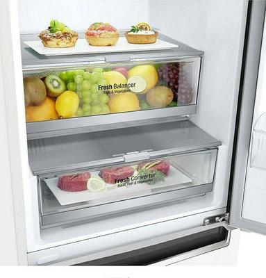 LG GBB71SWEZN Kühlschrank
