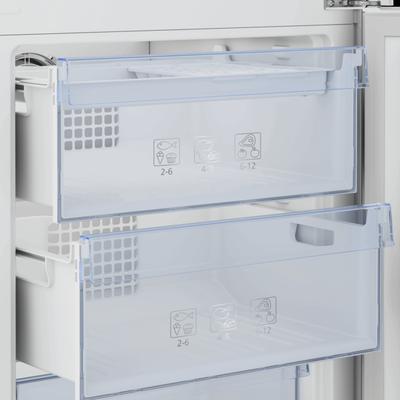 Beko RCNE365K30W Kühlschrank
