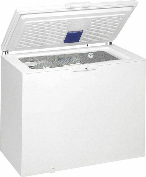 Whirlpool WHE2535 FO Freezer