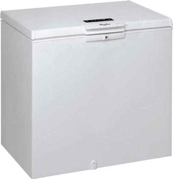 Whirlpool WHE2533 Freezer